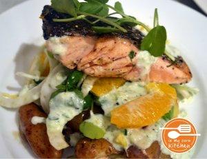 IMOK_salmon dinner